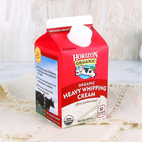 Horizon Organic Heavy Whipping Cream