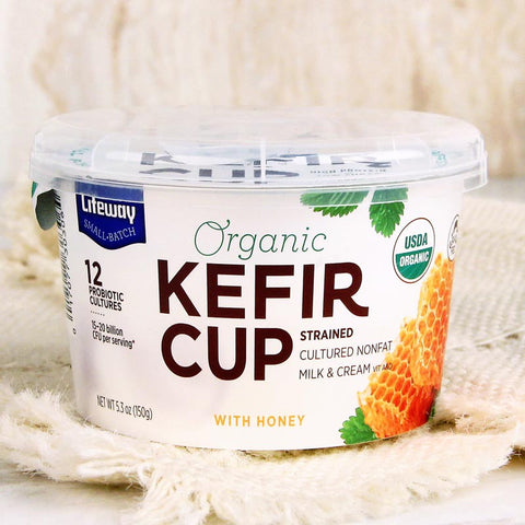 Lifeway Organic Kefir Cup Honey