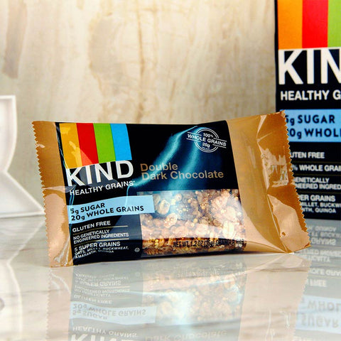 Kind Healthy Grains Bar Double Dark Chocolate