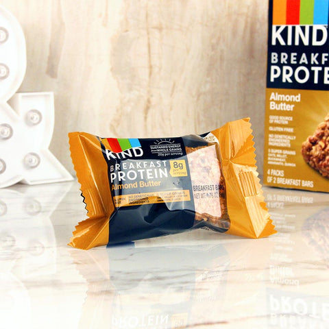 Kind Healthy Grains Breakfast Bar Almond Butter