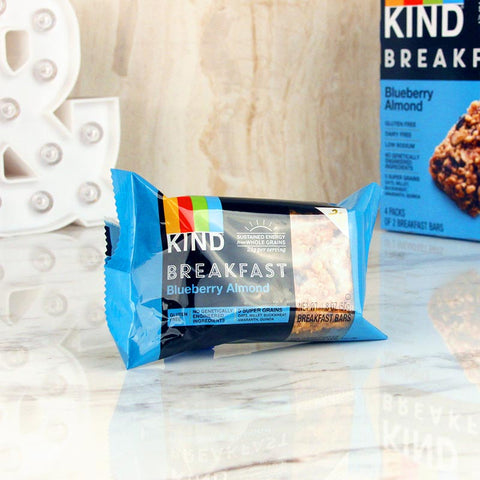 Kind Healthy Grains Breakfast Bar Blueberry Almond