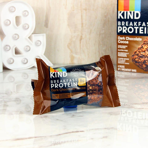 Kind Breakfast Protein Bar Dark Chocolate Cocoa