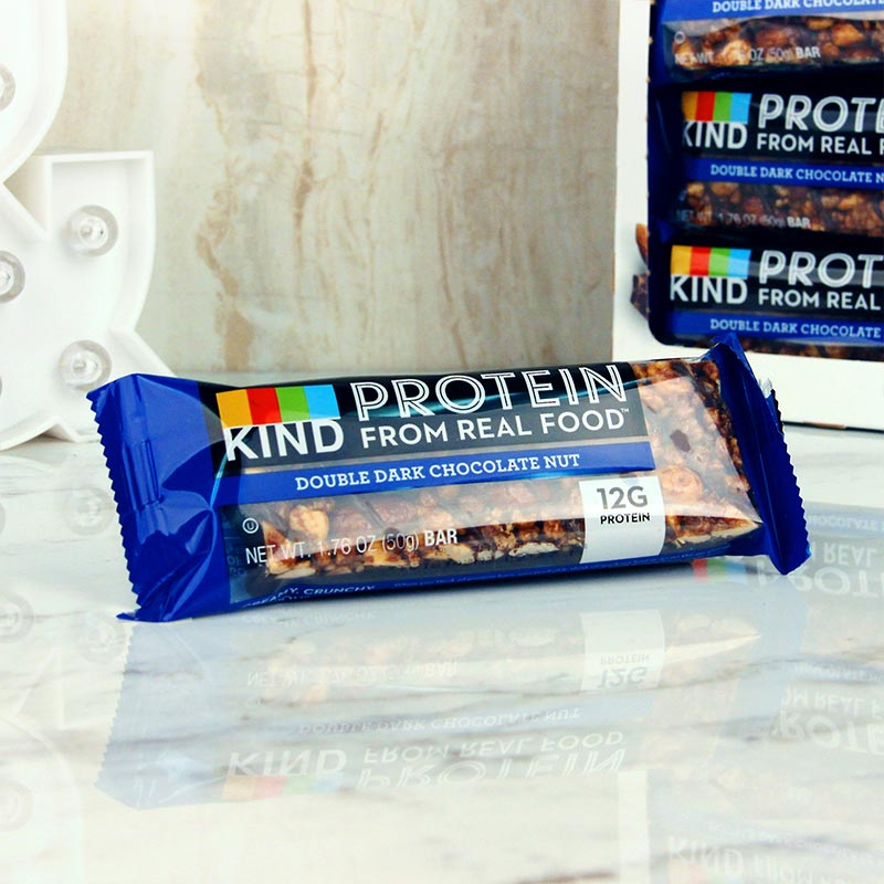 Kind Protein Double Dark Chocolate Nut Bar