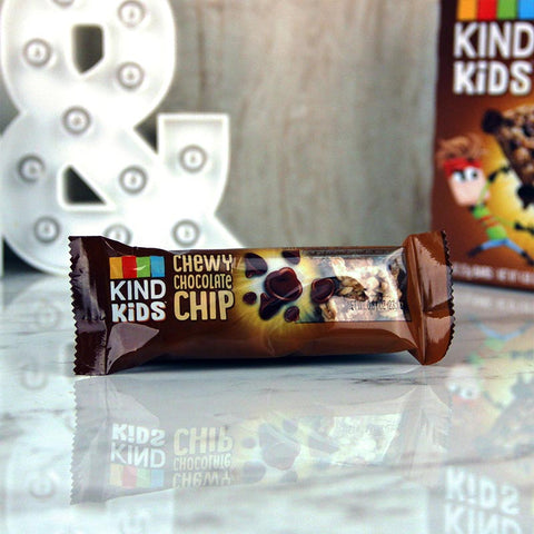 Kind Kids Chewy Chocolate Chip Bar