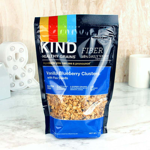 Kind Healthy Grains Clusters Vanilla Blueberry