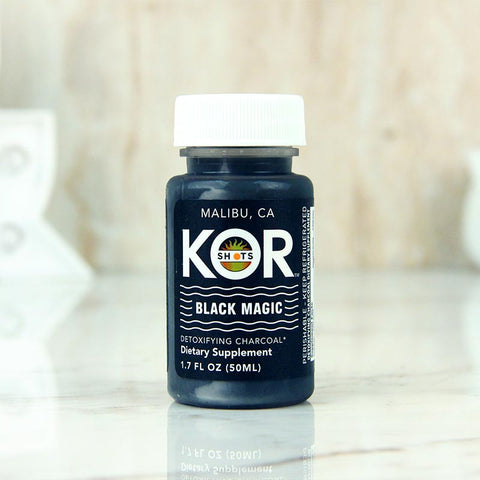 Kor Shots Pressed Juice Black Magic