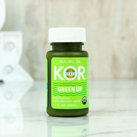 Kor Shots Pressed Juice Green Up