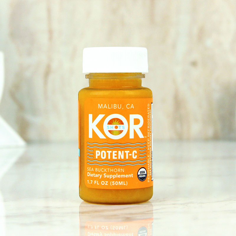 Kor Shots Pressed Juice Potent C