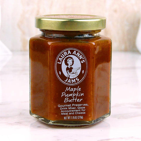 Laura Ann's Jams Maple Pumpkin Butter