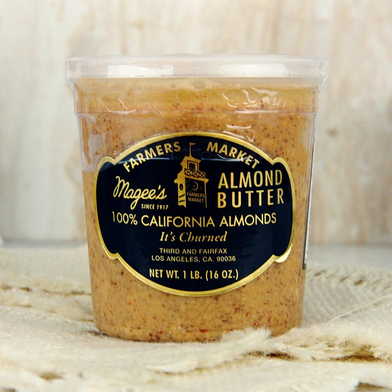 Magee's Almond Butter 1 LB