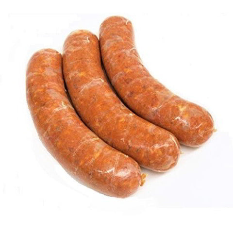 Chorizo 3 Link Sausages 1 LB by Marconda's