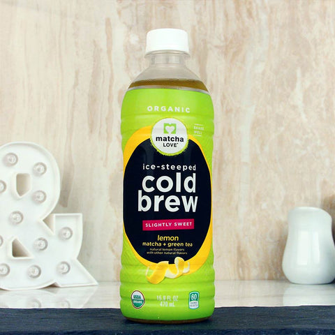 Matcha Love Cold Brew Lemon 16oz