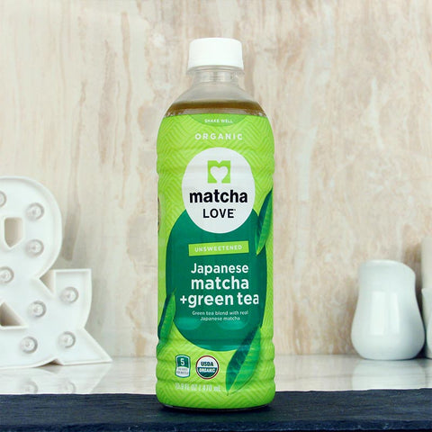 Matcha Love Green Tea Unsweetened 16oz