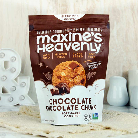Maxine's Heavenly Cookies Chocolate Chocolate Chunk