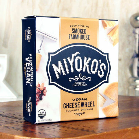 Miyoko's Creamery Nutcheese Smoked Farmhouse