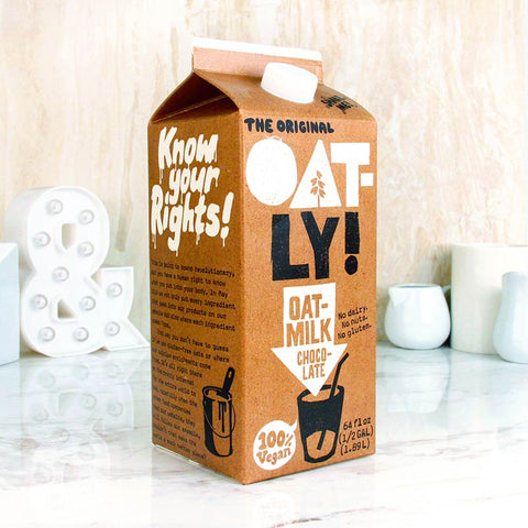 Oatly Oatmilk Chocolate 64oz