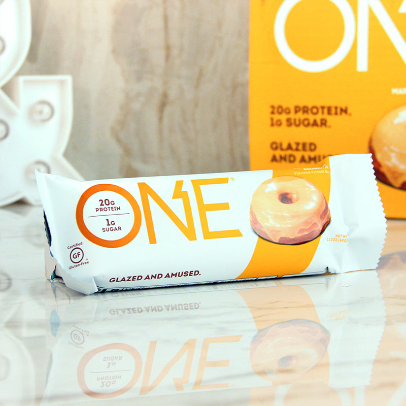 ONE Protein Bar Maple Glazed Doughnut