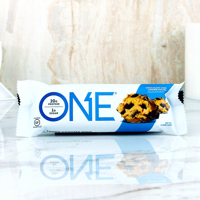 ONE Protein Bar Chocolate Chip Cookie Dough