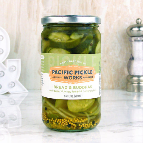 Pacific Pickle Works Bread & Buddhas