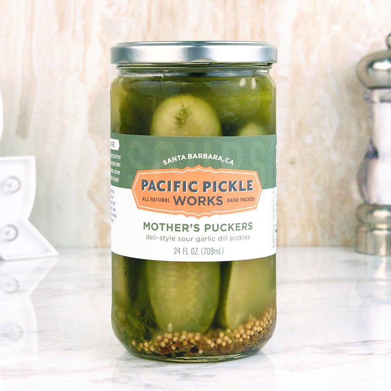Pacific Pickle Works Mother's Puckers