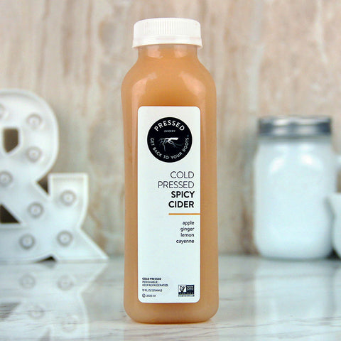 Pressed Juicery Fruits 2 (Spicy Cider)