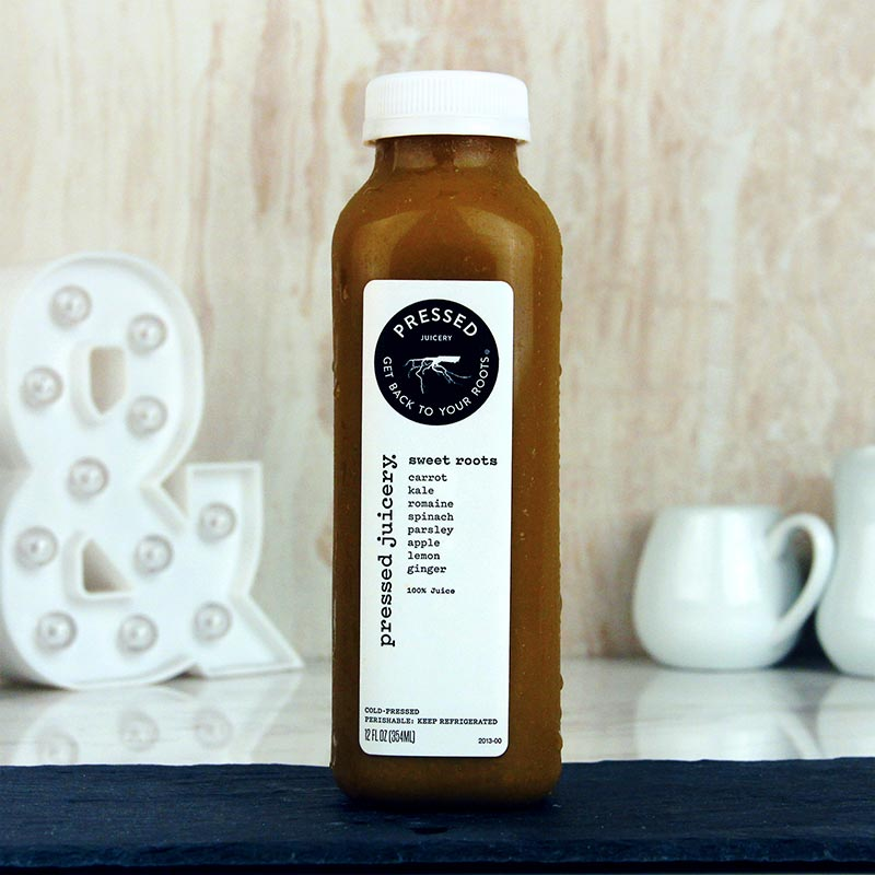 Pressed Juicery Roots 2 Sweet Roots