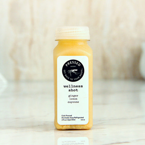 Pressed Juicery Shot Wellness