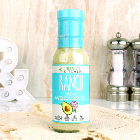 Primal Kitchen Avocado Oil Dressing Ranch