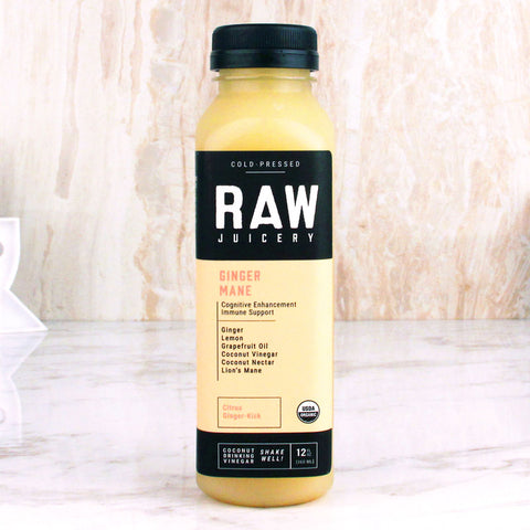 Raw Juicery Ginger Mane