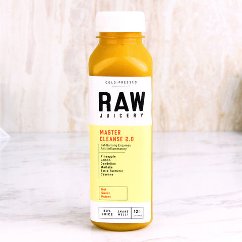 Raw Juicery Master Cleanse 2.0