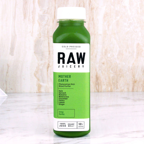 Raw Juicery Mother Earth