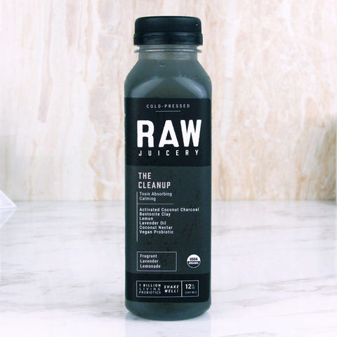 Raw Juicery The Cleanup