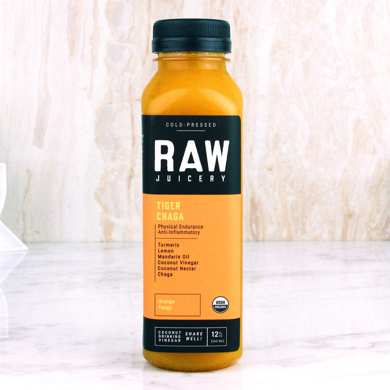 Raw Juicery Tiger Chaga