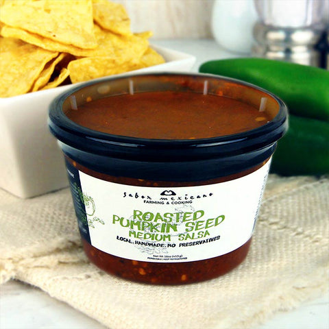 Sabor Mexicano Salsa Roasted Pumpkin Seed Medium