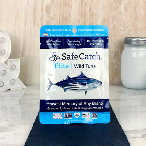 Safe Catch Elite Wild Tuna