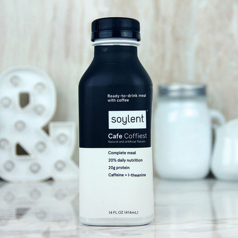 Soylent Meal Drink Cafe Mocha 14oz