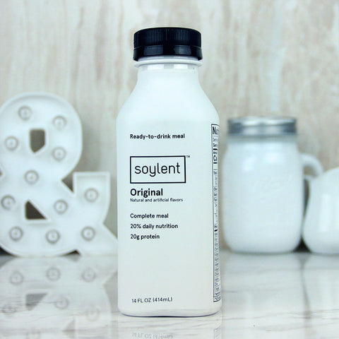 Soylent Meal Drink Original 14oz