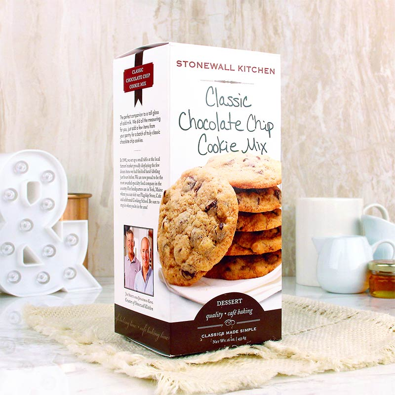 Stonewall Kitchen Mix Classic Chocolate Chip Cookie
