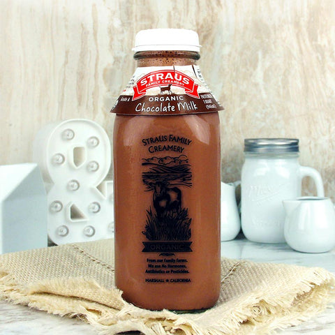 Straus Family Milk Chocolate Quart