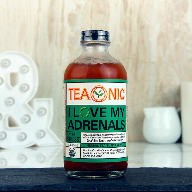 Teaonic Tea I Love My Adrenals 8 oz