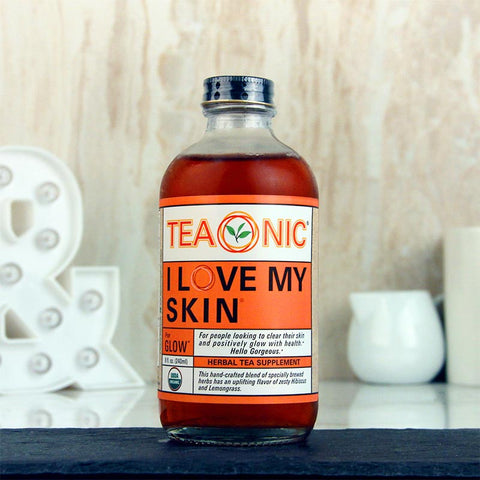Teaonic Tea I Love My Skin 8 oz