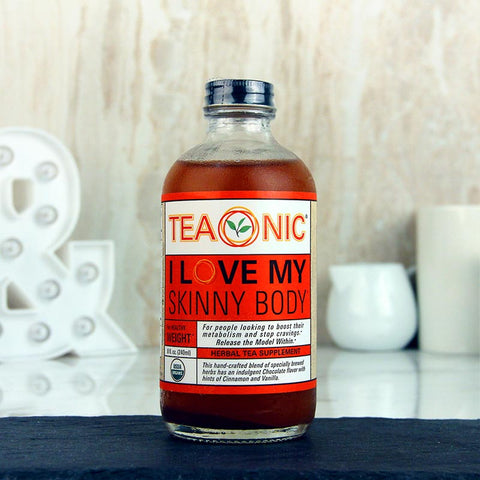 Teaonic Tea I Love My Skinny Body 8 oz