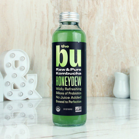 The Bu Kombucha Honeydew