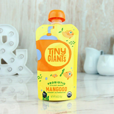 Tiny Giants Kids Yogurt Snack Mangood