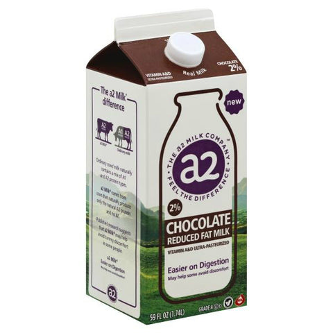 A2 Milk 2% Chocolate 59oz