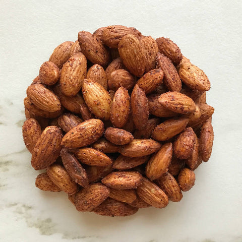 AgStandard Smoked Almonds California Chile Blend 9 OZ