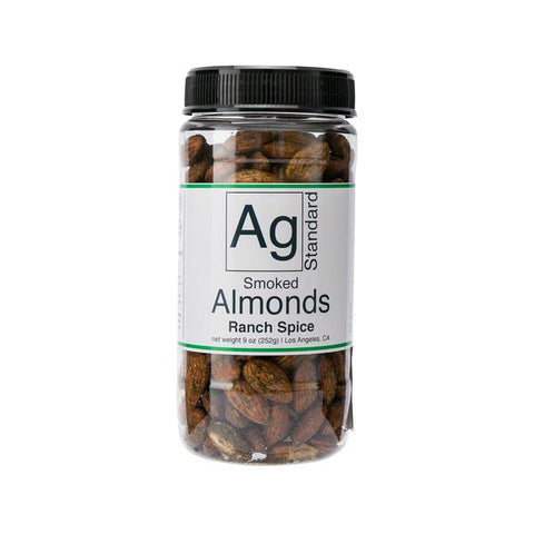 AgStandard Smoked Almonds Ranch Spice 4 OZ