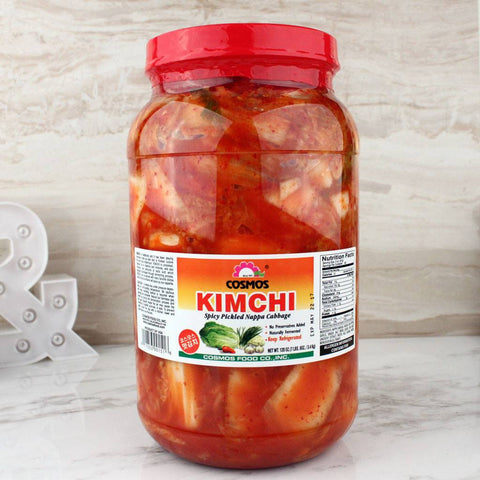 Asian Vegetable - Kimchi Spicy Pickled Cabbage