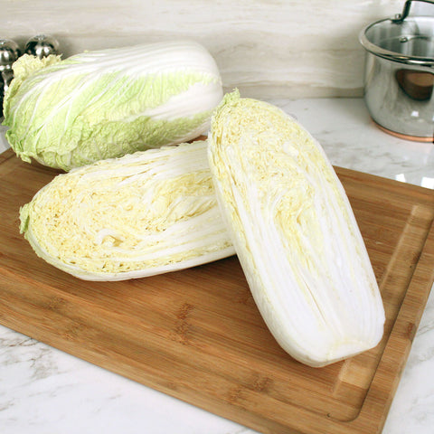 Napa Cabbage - Milk and Eggs