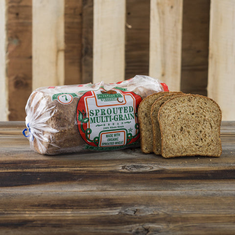 Alvarado Bakery Sprouted Multi-Grain Bread - Milk and Eggs
